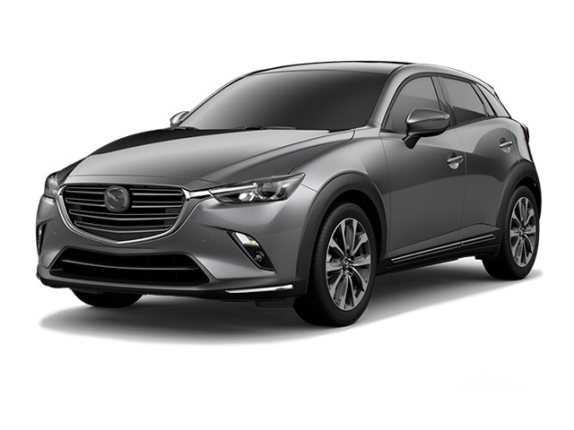 Featured new Mazda vehicles 2019 Mazda CX-3 Grand Touring Sport Utility for sale near you in Ann Arbor, MI