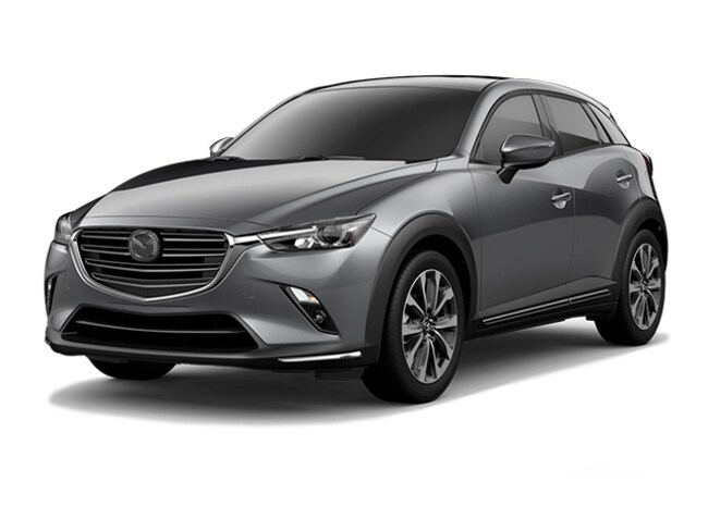 New Mazda vehicle 2019 Mazda CX-3 Grand Touring Sport Utility for sale near you in Ann Arbor, MI