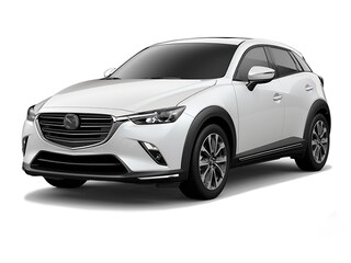 New 2019 Mazda Mazda CX-3 Grand Touring SUV in Burlington, VT