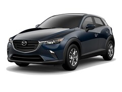 2019 Mazda Mazda CX-3 Sport SUV JM1DKFB7XK0424538 for sale in Shrewsbury, MA at Sentry Mazda