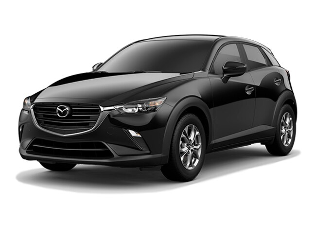 New 2019 Mazda Mazda CX-3 Sport SUV for sale in the Brunswick, OH