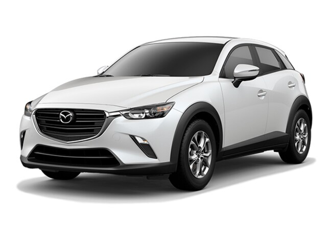 2019 Mazda Mazda CX-3 Sport SUV for sale near Worcester, MA at Sentry Mazda