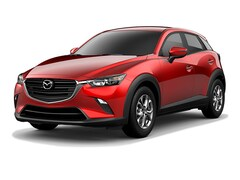2019 Mazda Mazda CX-3 Sport SUV JM1DKFB72K1418646 for sale in Shrewsbury, MA at Sentry Mazda