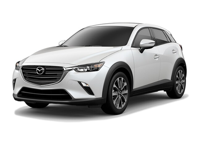 2019 Mazda Mazda CX-3 Touring SUV New Mazda For Sale in Pittsfield MA