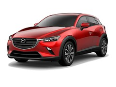 New 2019 Mazda Mazda CX-3 Touring SUV 19M006 in Canandaigua, NY