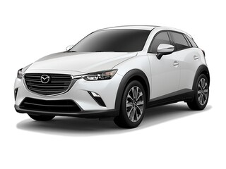 New 2019 Mazda Mazda CX-3 Touring SUV JM1DKDC73K0424822 for sale in Mobile, AL at Dean McCrary Mazda