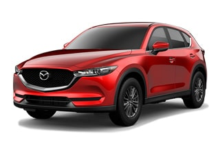 2019 Mazda Mazda CX-5 SUV Soul Red Crystal Metallic