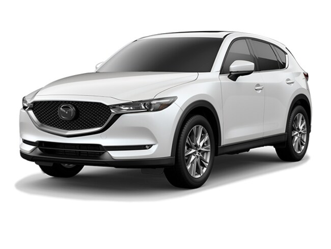 New Mazda vehicle 2019 Mazda Mazda CX-5 Grand Touring SUV for sale near you in Burlingame, CA