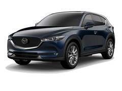 2019 Mazda Mazda CX-5 Grand Touring SUV JM3KFBDM4K0502522 for sale in Shrewsbury, MA at Sentry Mazda