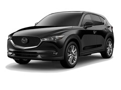 2019 Mazda Mazda CX-5 Grand Touring SUV JM3KFBDM9K0532115 for sale in Shrewsbury, MA at Sentry Mazda