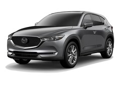 2019 Mazda Mazda CX-5 Grand Touring SUV JM3KFBDM9K1550589 for sale in Shrewsbury, MA at Sentry Mazda