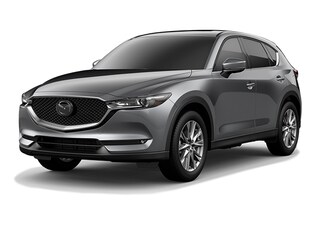 New 2019 Mazda Mazda CX-5 Grand Touring SUV in Burlington, VT