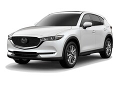 2019 Mazda Mazda CX-5 Grand Touring SUV JM3KFBDM0K1545118 for sale in Shrewsbury, MA at Sentry Mazda