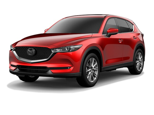 New 2019 Mazda Mazda CX-5 Grand Touring SUV for sale in Olympia WA