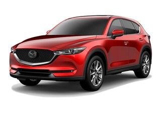 New 2019 Mazda Mazda CX-5 Signature SUV JM3KFBEY7K0582335 in Urbandale IA