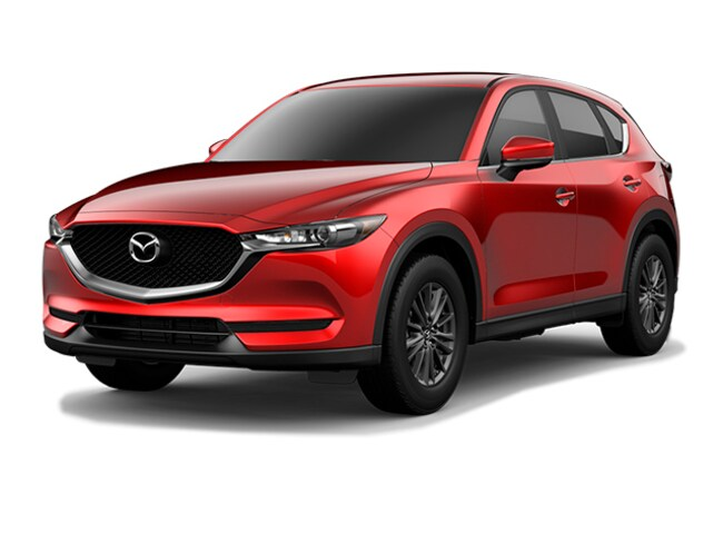 New 2019 Mazda Mazda CX-5 Sport SUV in Grand Rapids