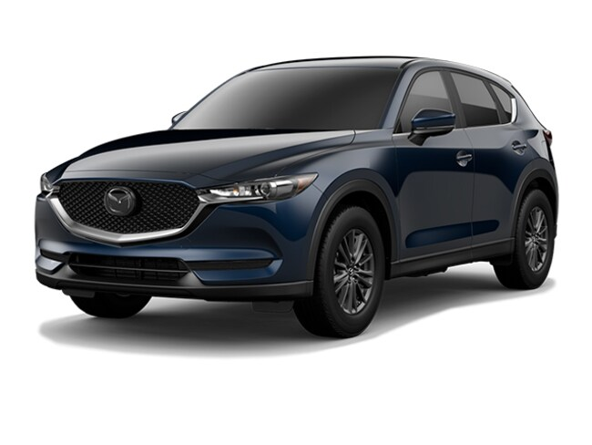 New 2019 Mazda Mazda CX-5 Touring SUV in Schaumburg, IL