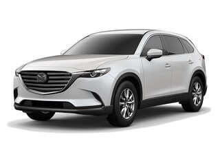 New 2019 Mazda Mazda CX-9 Touring SUV in Burlington, VT