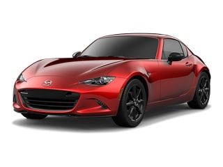 2019 Mazda Mazda MX-5 Miata RF Coupe Soul Red Crystal Metallic