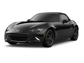 new Mazda vehicles 2019 Mazda Mazda MX-5 Miata Sport Convertible for sale near you in Canton, OH