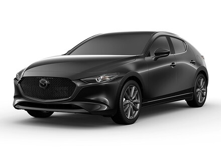 2019 Mazda Mazda3 Preferred Hatchback
