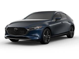 New 2019 Mazda Mazda3 Premium Package Hatchback M357 for Sale in Evansville at Magna Motors