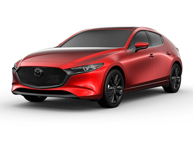 2019 Mazda Mazda3 Premium Package Hatchback