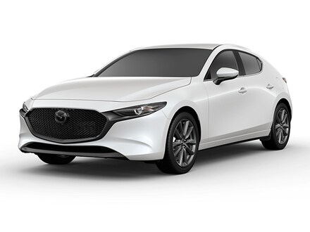 Featured new Mazda vehicles 2019 Mazda Mazda3 Hatchback BASE Hatchback for sale near you in Ann Arbor, MI