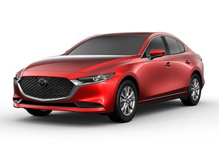 2019 Mazda Mazda3 Sedan Soul Red Crystal Metallic