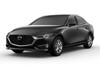 New 2019 Mazda Mazda3 BASE Sedan Madison, WI