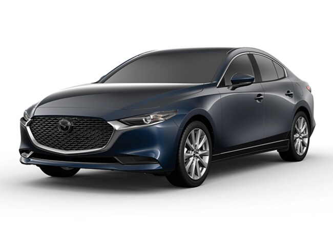 New Mazda vehicle 2019 Mazda Mazda3 4-Door w/Select Pkg Car for sale near you in Ann Arbor, MI