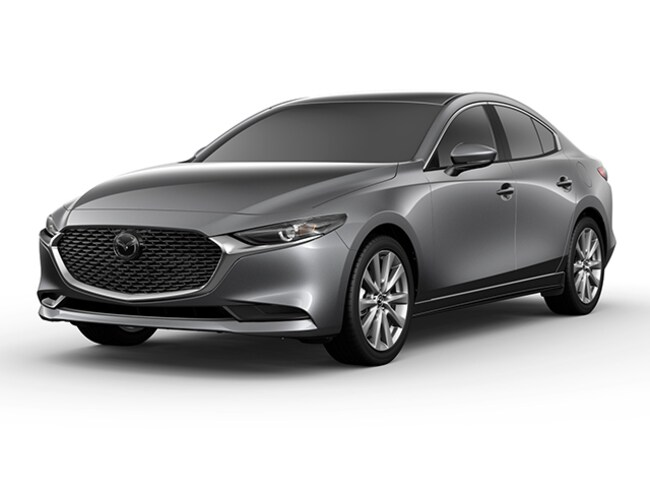 New 2019 Mazda Mazda3 Select Package Sedan Wellesley