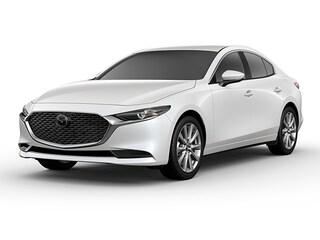 New 2019 Mazda Mazda3 Select Package Sedan in Burlington, VT