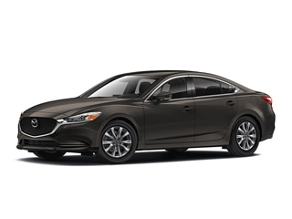 2019 Mazda Mazda6 Sedan Titanium Flash Mica