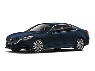 New 2019 Mazda Mazda6 Signature Sedan Kahului, HI