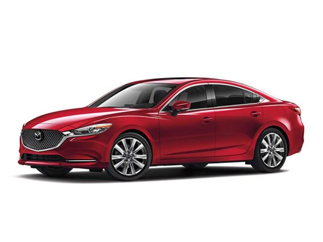 2019 Mazda Mazda6 Signature Sedan