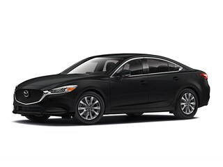 2019 Mazda Mazda6 Sport Sedan JM1GL1UM3K1510722 for sale in Medina, OH at Brunswick Mazda