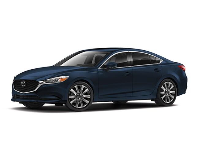 New 2019 Mazda Mazda6 Touring Sedan Wellesley