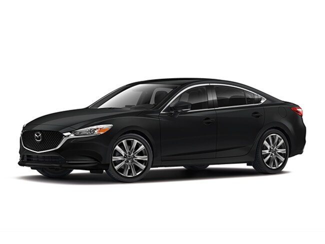 New 2019 Mazda Mazda6 Touring Sedan in East Stroudsburg