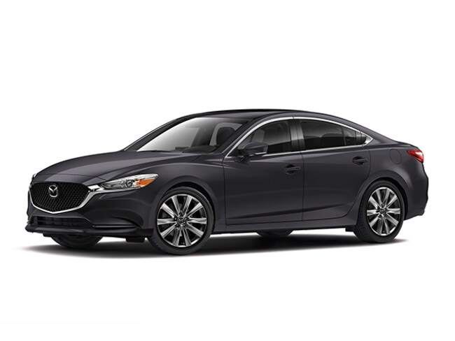 New 2019 Mazda Mazda6 For Sale At Lunde Lincoln Mazda Vin
