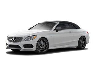 2019 Mercedes-Benz C-Class C 43 AMG® Convertible
