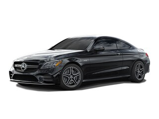 2019 Mercedes-Benz C-Class C 43 AMG® Coupe