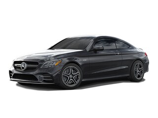 New 2019 Mercedes-Benz AMG C 43 4MATIC Coupe near Burlington, Vermont