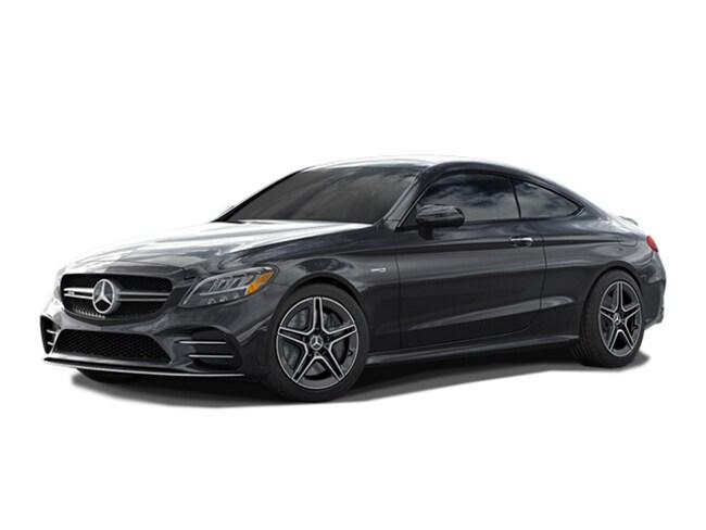 New 2019 Mercedes-Benz AMG C 43 4MATIC Coupe Burlington, Vermont