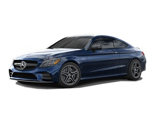 2019 Mercedes-Benz C-Class C 43 AMG® Coupe