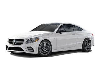 Certified 2019 Mercedes-Benz AMG C 43 AMG C 43 Coupe in Fort Myers