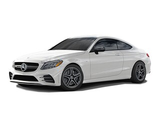 Used 2019 Mercedes-Benz C-Class 4MATIC Coupe For Sale In Fort Wayne, IN