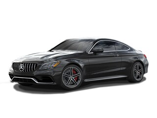 2019 Mercedes-Benz AMG C 63 S Coupe