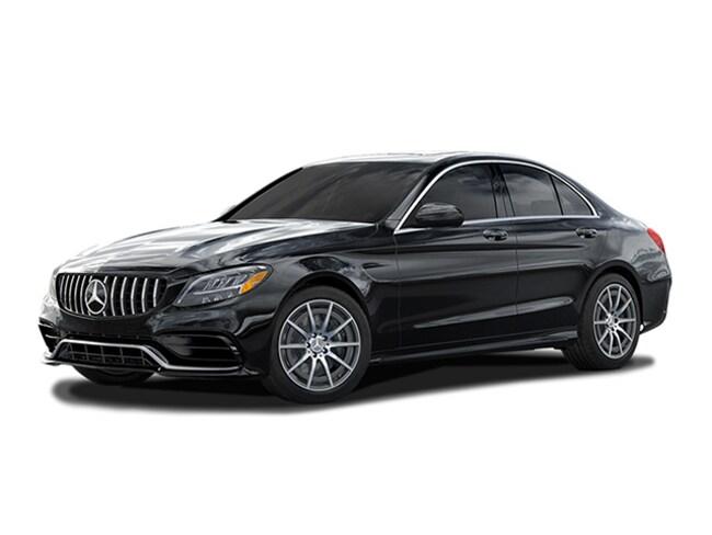 2019 Mercedes-Benz AMG C 63 C63W Sedan
