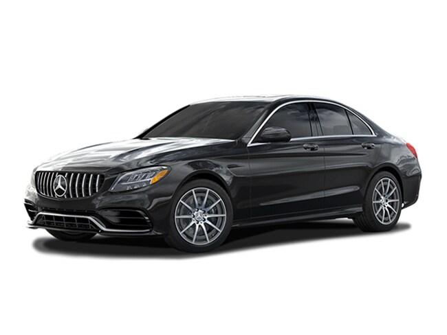 2019 Mercedes-Benz AMG C 63 Sedan SEDAN